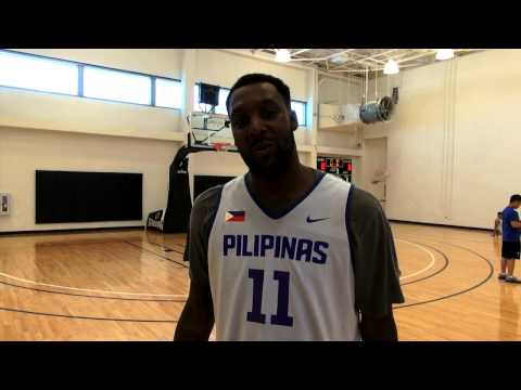 Andray Blatche's Message to the Filipino Nation