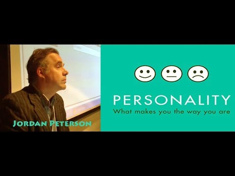 jordan peterson personality test