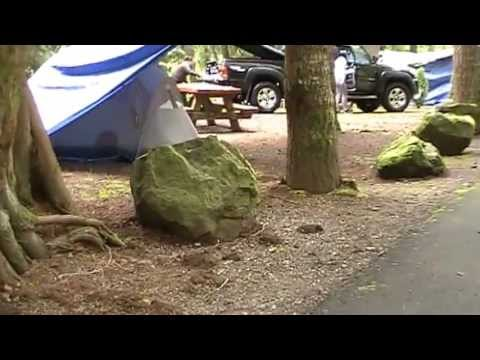 Washington State Park - Mayfield Lake Campground