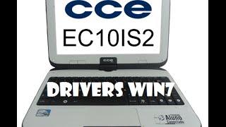 Drivers Tablet/Netbook CCE EC10IS2 (Link na Descrição)