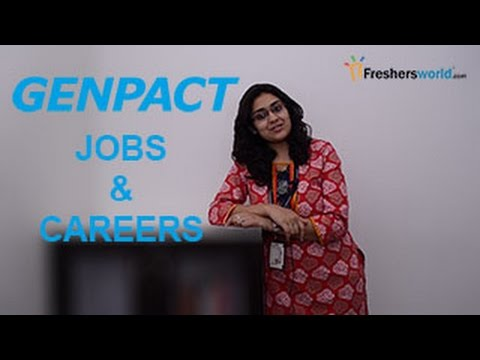 Genpact – Recruitment Notification 2017 , IT Jobs, Walkin, Career, Oppurtunities, Campus Placements