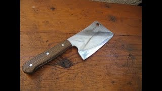 Old  Cleaver Restoration