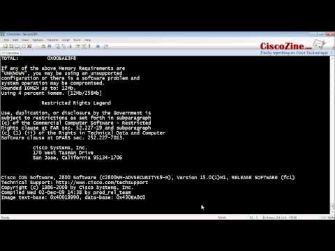Speed up your reload | CiscoZine