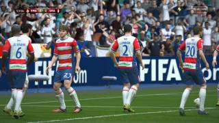FIFA 16 Real Madrid vs Granada LIGA BBVA