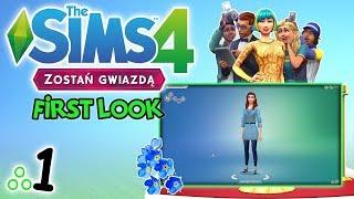 """First Look: THE SIMS 4: Zostań Gwiazdą [1/4] - """"Nowe sukienki ^^"""""""