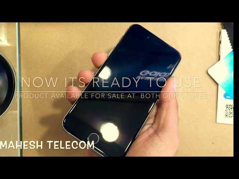 How to apply KRISTALL liquid screen protector (based on nano technology) on your smartphone
