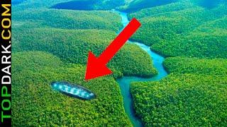10 Misterios sin resolver de la selva amazónica