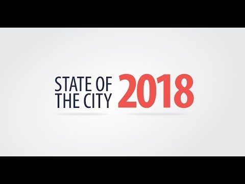 State of the City 2018 YouTube