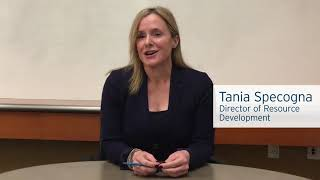 Tania Specogna, Director of Resource Development FortisBC