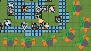 Zombs.io || Biggest base in Diamond || New io game