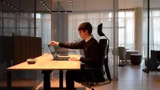 T-Leg Desk (en)