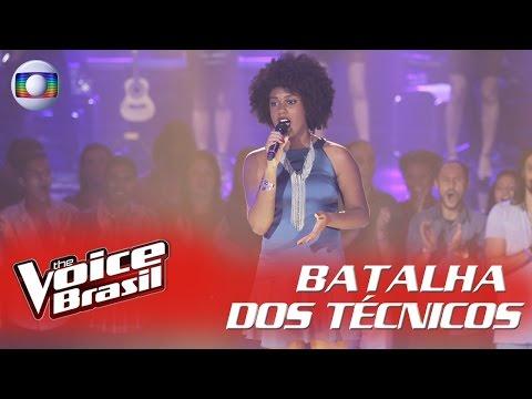 Mylena Jardim canta 'Rise Up' na Batalha dos Técnicos – 'The Voice Brasil' | 5ª Temporada