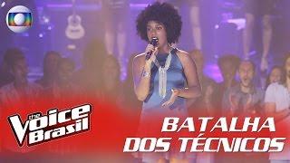 Mylena Jardim canta