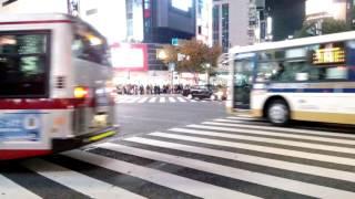 Tokyo Shibuya 2016/11/17 19:58