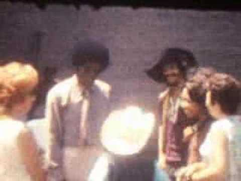 1971 Hollywood - On the set of Mod Squad