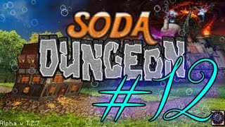 Soda dungeon #12 1-700 levels. Darkmage magic