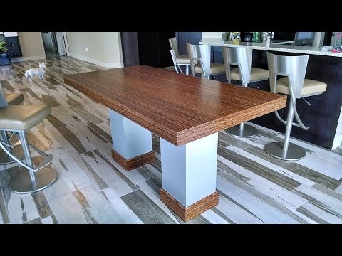 You make like our dining room tables youtube for Dining room tables you tube