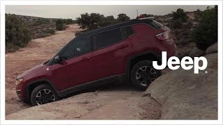 Jeep® Compass | Tales of the Trailhawk | Boulders
