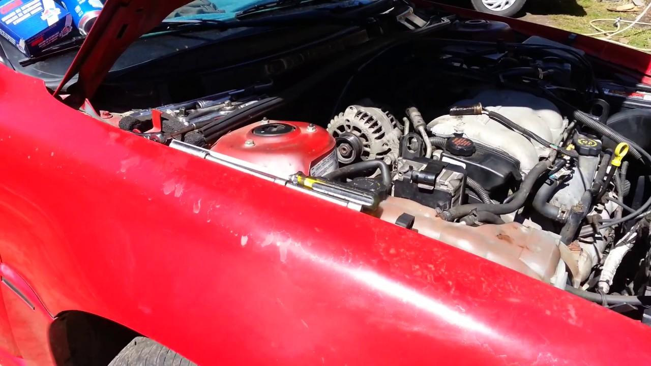 Pontiac Grand Am 31 34 Camshaft Position Sensor Replacement 1995 Prix 3 1 Engine Diagrams