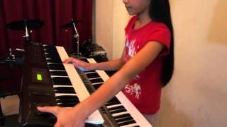 Nothing Else Matter-(Metallica) Guitar Solo in Keyboard