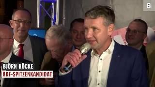 Thüringen-Wahl: Die Reaktionen im Video