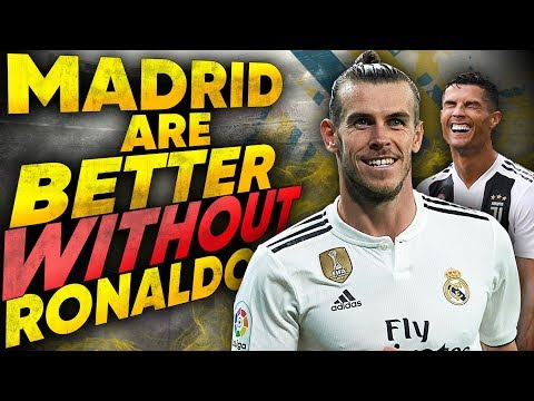 Gareth Bale Claims Real Madrid Are A Better Team Without Cristiano Ronaldo! | Futbol Mundial