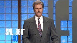 Celebrity Jeopardy (360°) - SNL 40th Anniversary Special