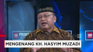 Mengenang Alm. KH. Hasyim Muzadi Bersama AS Hikam
