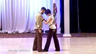 Ben Morris & Jennifer DeLuca 2015 Capital Swing Classic Winners