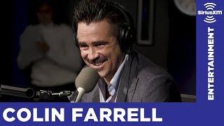 Colin Farrell Gushes Over Tim Burton