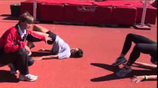 Maximize Your High Jump by Perfecting Your Flight! - Track 2015 #31