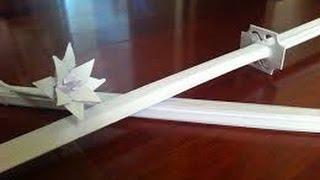 Kako napraviti mac od papira 1m