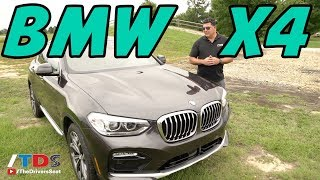 2019 BMW X4 - First Drive & Review
