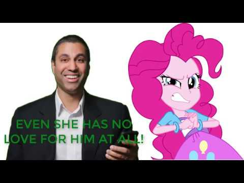 Ajit Pai Is Attacking Relative Information Superhighways Tactlessly