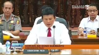 Download Video Ahok Ditetapkan Tersangka Dugaan Penistaan Agama MP3 3GP MP4