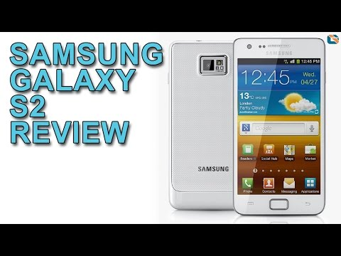 Samsung Galaxy S2 II Review