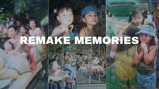 REMAKE MEMORIES. MENGULANG MASA KECIL LAGI :) | Felicya Angelista