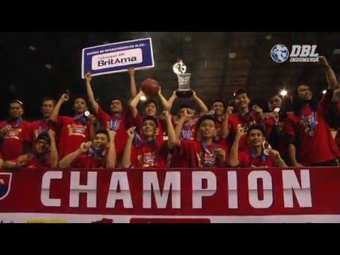 Highlight Final Party Honda DBL 2015 West Kalimantan Series (Pontianak)