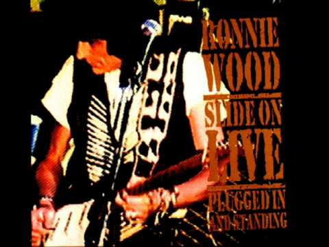 Ronnie Wood - Slide On Live - Flying (Live)