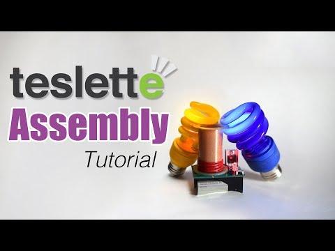 Tutorial: Teslette Assembly
