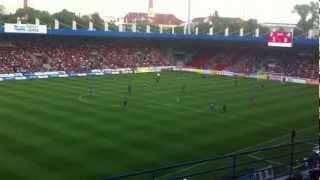 FK Viktorka Plzeň - FK Příbram 5:0 !!!!!