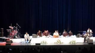 Rahat Fateh Ali Khan - O Re Piya Live in Frankfurt 19.10.12