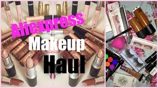 Aliexpress Makeup Haul