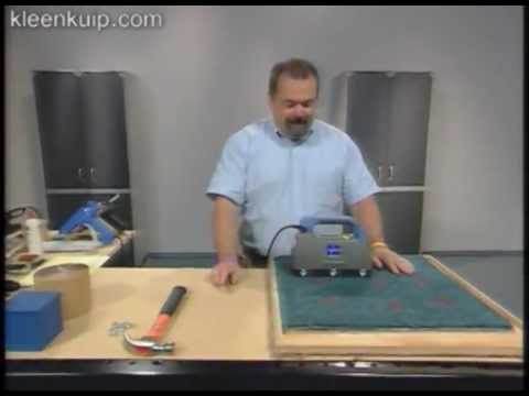 Basic Carpet Repair - Seaming Overview for Installers - KoolGlide System
