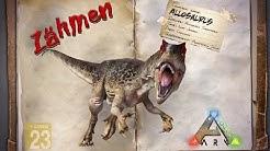 ARK: Survival Evolved [GUIDE/Deutsch] ** Allosaurus zähmen **