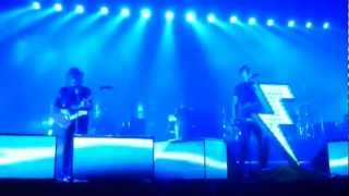 The Killers~Tranquilize~Live @London 02 17/11/12