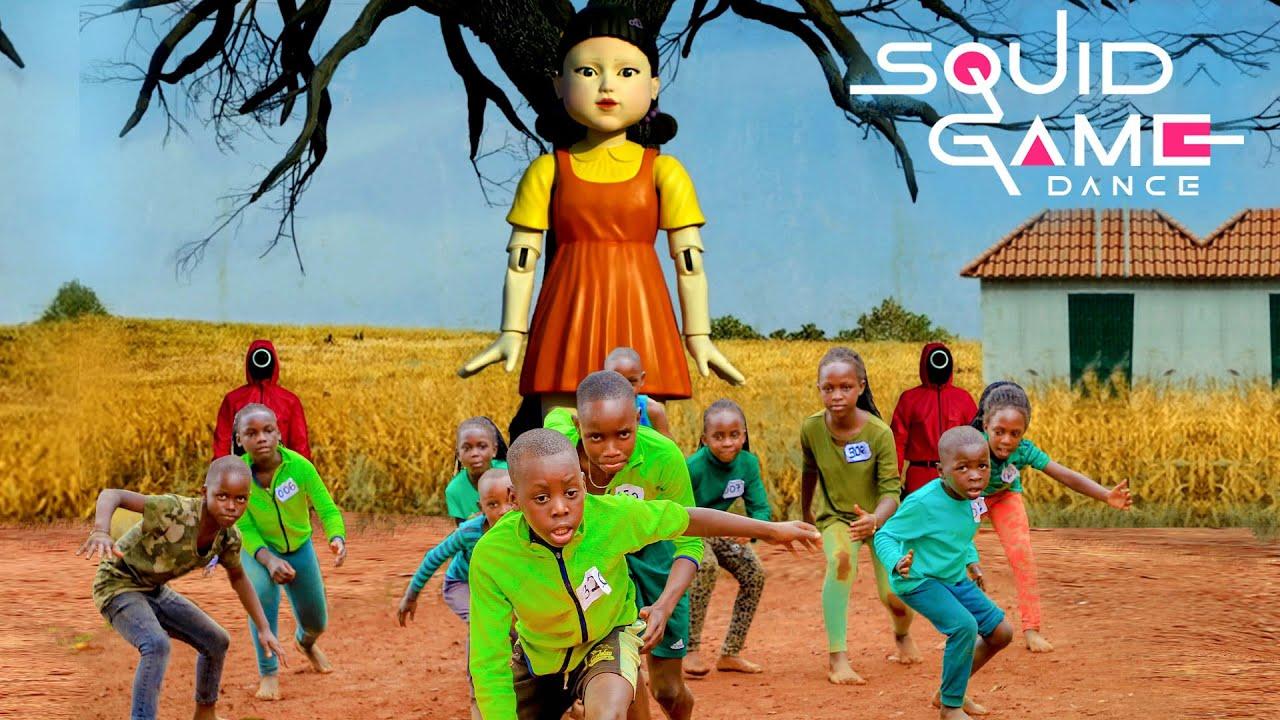 Download SQUID GAME    Red Light, Green Light    DANCE VIDEO BY MASAKA KIDS AFRICANA (오징어게임 OST)