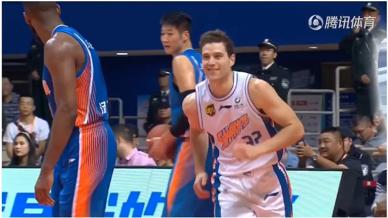 d1e56f5f40e Jimmer Fredette goes for 36 points 8 reb & 8 assist and again notches a  league leading 4 steals