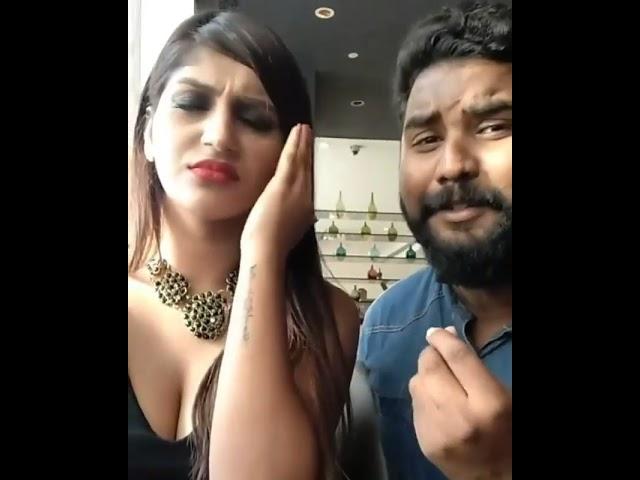 Yashika Anand Hot Dubsmash
