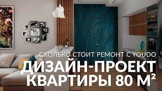Ремонт под ключ: обзор квартиры, стоимость дизайн-проекта, разработка и согласование документации(, 2017-11-30T06:07:47.000Z)